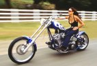 cool babe and chopper wcc